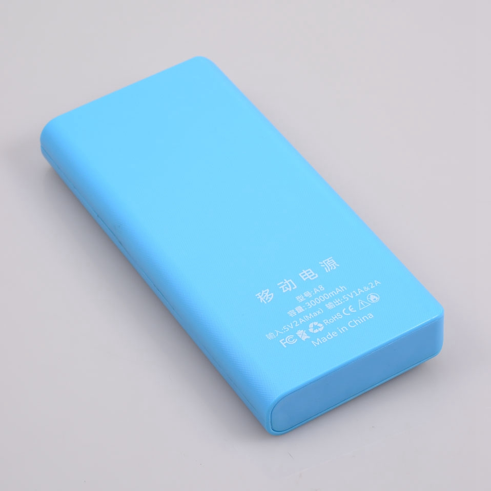WHAY 5V USB 818650 No Battery Power Bank Shell Case Mobile Phone Charger Box DIY Poverbank For iPhone Xiaomi Pover(No Battery) (5)