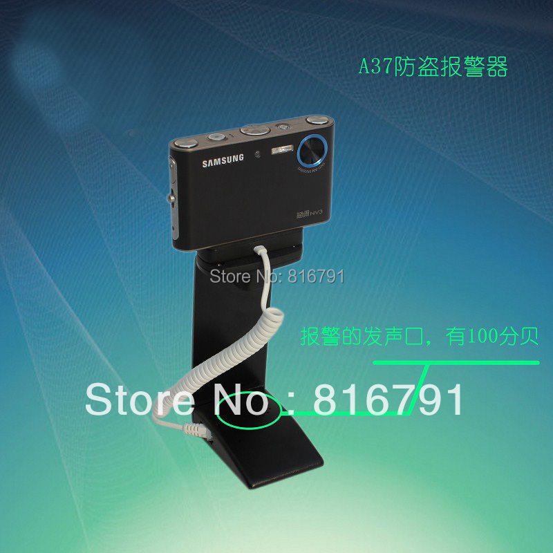 ФОТО Camera Security Display Stand for retail store Exhibition Anti-theft Holder with alarm function remote control