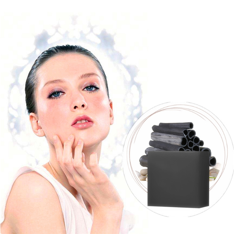 Delay Ageing Face Neck Moisturizing Whitening Herbal Medicine Soap Bamboo Charcoal Freshing Oil Control Handmade Soap 25/50/100g