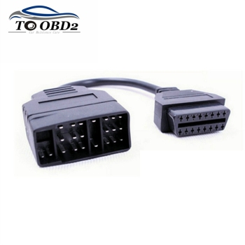 OBD OBD2 Diagnostic Connector 22 Pin to 16 Pin For Toyota 22PIN OBDII Cable Adapter Transfer For Toyota 22Pin to OBD2 16Pin plantronics зарядка