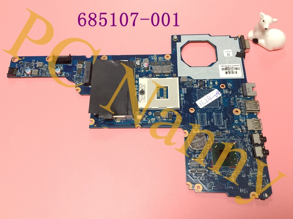 FOR HP 2000-2B Laptop Motherboard s989 685107-001