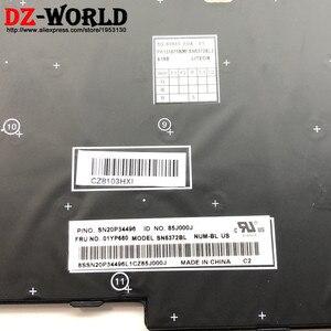 Image 3 - Nuevo/Orig teclado Inglés retroiluminado para Lenovo Thinkpad E580 E590 T590 P53S L580 L590 P52 P72 P53 P73 Laptop retroiluminación 01YP680