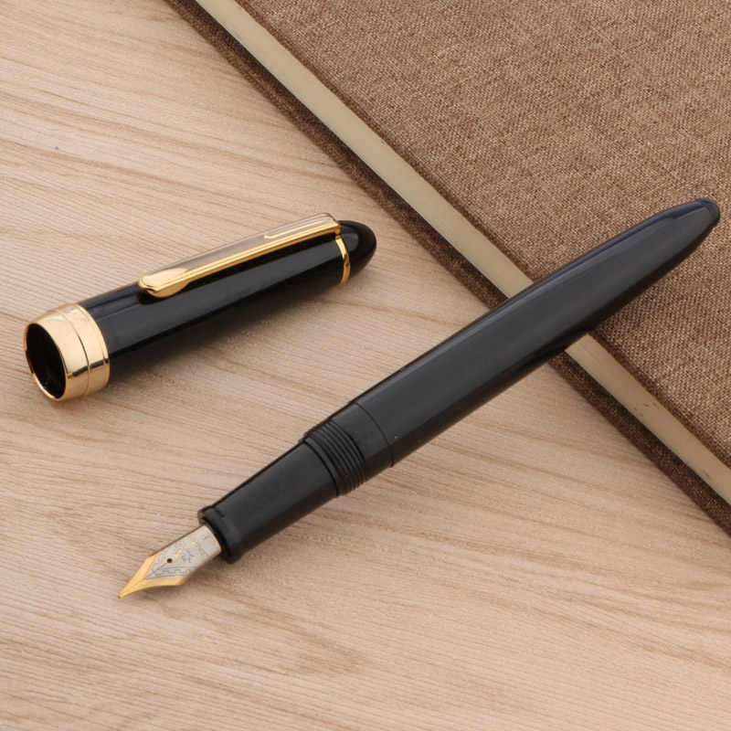 jinhao 992 golden new office plastic popular gift classic fountain pen