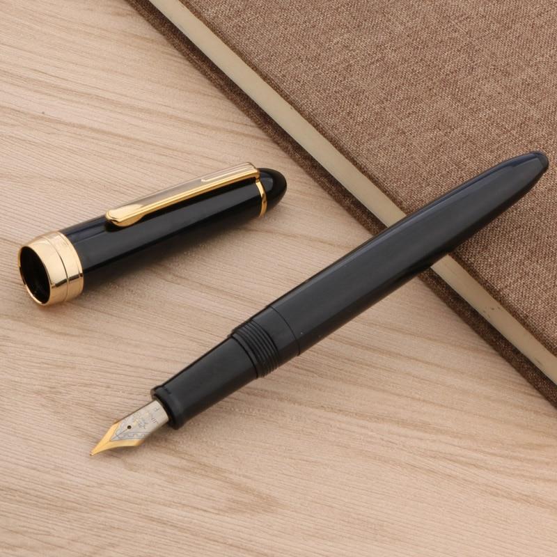 Jinhao 992 Golden New Office Plastic Popular Gift Classic Fountain Pen