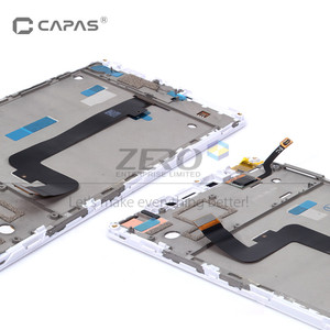Image 3 - Voor Xiaomi Mi Max Lcd scherm + Frame + Touch Screen Panel Compleet Lcd Digitizer Voor Mi Max Vervanging Reparatie onderdelen