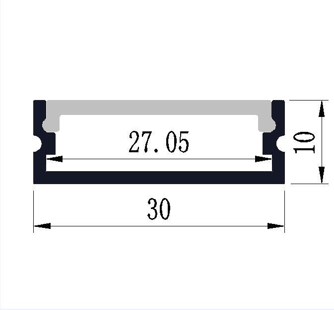Bezpłatna wysyłka Nowy projekt w kształcie litery U Elastyczny - Oświetlenie LED - Zdjęcie 3