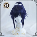 Yamatonokami Yasusada Cosplay Wig Touken Ranbu Online  Heat Resistant Synthetic Straight Hair