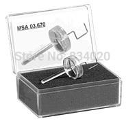 Darmowa wysyłka regulacji prędkości narzędzie dla zegarków Rolex 3035 3155 ustawianie zegarek koło zamachowe śruby w Narzędzia i zestawy do naprawy od Zegarki na  Grupa 1