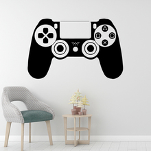 Creative game Wall Stickers Personalized Waterproof Decals Background Art Decal