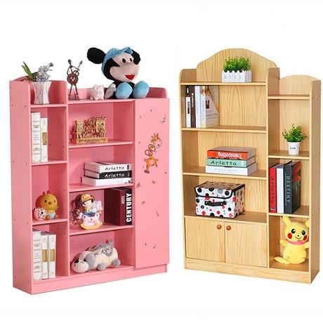 Children Bookcases Living Room Furniture Home Furniture wood shelf ...