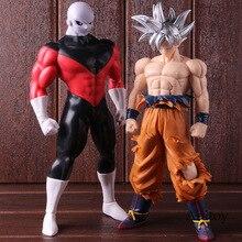 Big Size Action Figure Dragon Ball Z DBZ Ultra Instinct Goku Son Gokou / Jiren PVC Collectible Model Toy