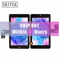 High Quality 7 For Asus MemoPad HD7 ME173 ME173X K00B LCD Display Touch Digitizer Full Assembly