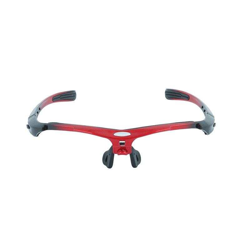 Reedocks NOUVEAU 2.0 Vision 5 Objectif Vélo Lunettes Polarisées Myopie  Cadre Sport Randonnée Lunettes Équitation Bicyclette UV400 lunettes de  Soleil dans ... a8f17a7d2588