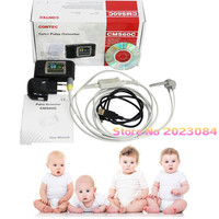 CONTEC Infant Pulse Oximeter CMS60C Pulse Oximeter SPO2 monitor + software CE