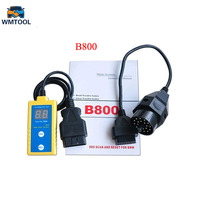 New B800 Airbag SRS Reset Scanner OBD 2 Diagnostic Tool for BMW Vehicle Airbag and Car Electronic Repair Tool