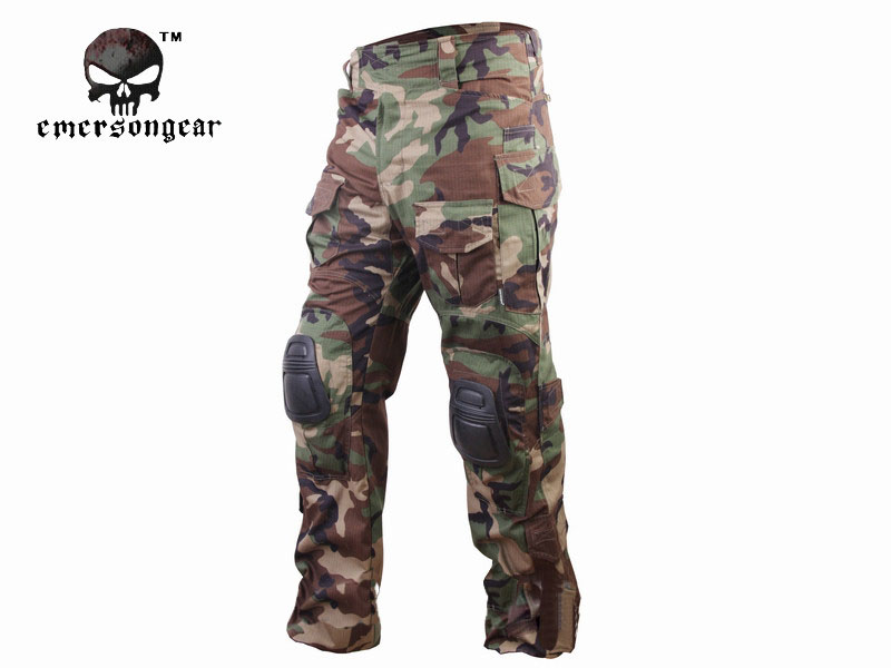 Emersongear G3 Combat Pants Emerson Multicam BDU Army Airsoft Tactical Gear Trousers Hunting Comouflage - IDoutdoor Industries Store store