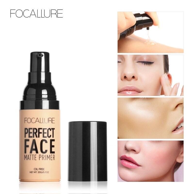 Face Primer Liquid Minerals Matte Dark Skin Liquid