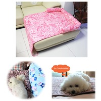 Multi Function Pet Dog Sofa Bed Mat Car Seat Cover Washable Dog Cat Kennels Nest House