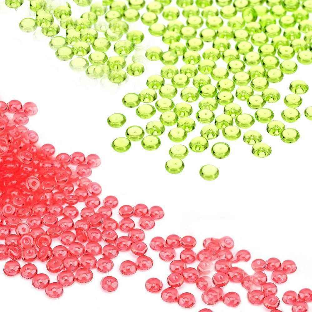 Fishbowl Beads DIY Slime Decoration 7mm Diameter For Craft Tools Colorful