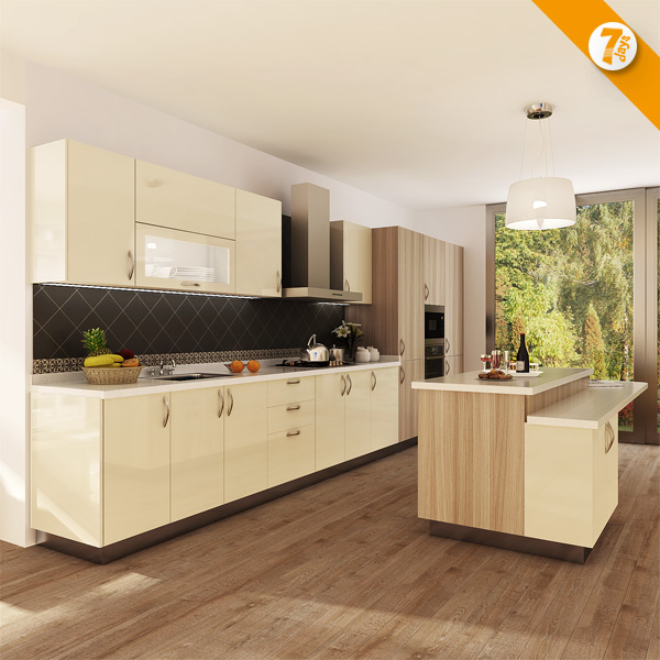 7 Days Delivery Affordable Modern Laminate Sheet Kitchen Cabinet Products Op14 K004 In Cabinets From Home Improvement On Aliexpress Alibaba