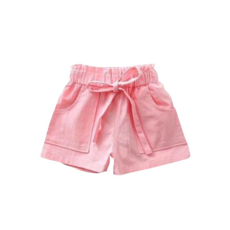 New Arrival Candy Color Baby Girls Shorts Cotton Mix Children Shorts Kids Shorts For Girls Clothes Toddler Girl Clothing