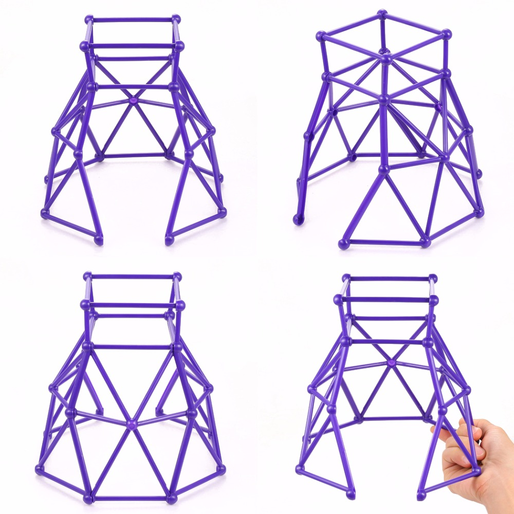 Baby Monkey Climbing Stand Holder For Finger Monkey Jungle Gym Interactive Toy  Best Christmas Gift for Kids