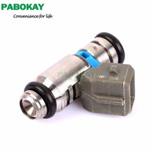 4 pieces x Fuel injector for CITROEN SAXO FIAT BRAVA MAREA PUNTO STILO PEUGEOT 106 IWP006 75112006 198499 60657179 9627771580