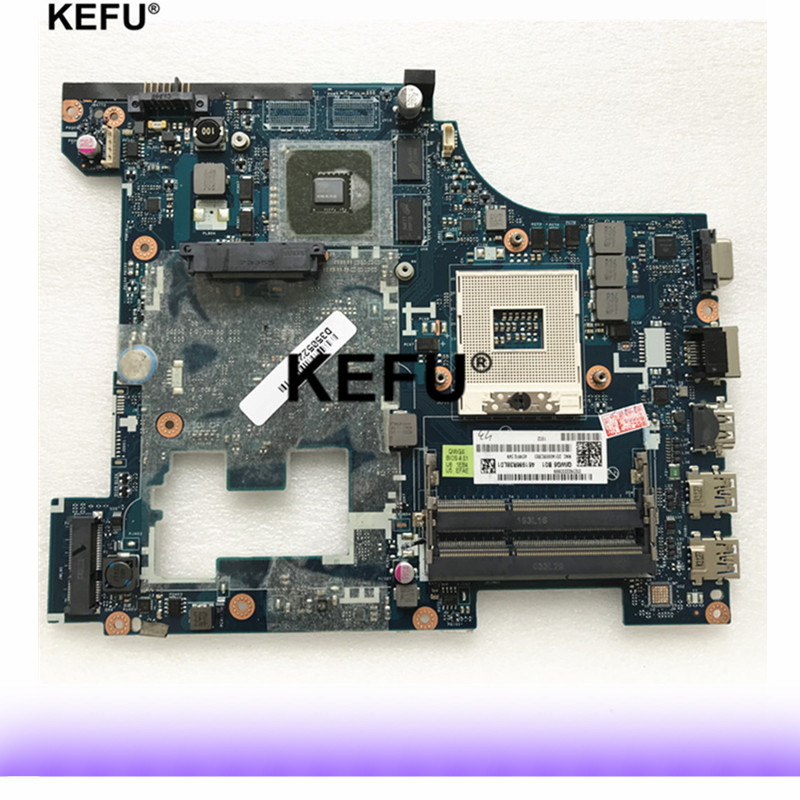 все цены на KEFU LA-7981P g580 motherboard For Lenovo G580 QIWG5_G6_G9 LA-7981P REV:1.0 laptop motherboard tested mainboard онлайн