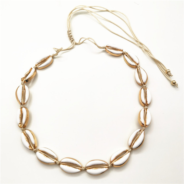 Shell Necklace - 13 Style 3
