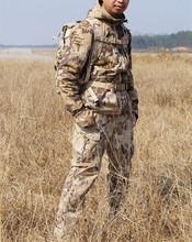 NEW Emirates type Camouflage Tactical Military Special Force Combat Uniform Combat Suit &Pants military uniform