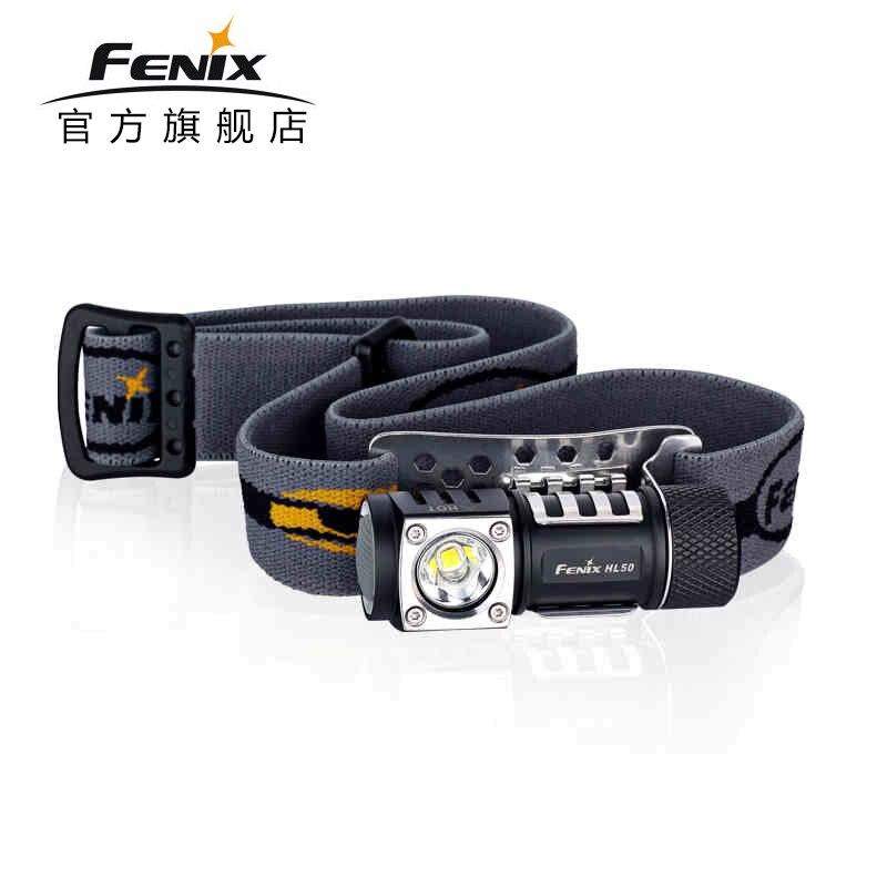 Новое поступление Fenix HL50 XM-L2 T6 365 люмен 3 Режим сильный многоцелевой лысая голова лампа фар 1 * AA/1 * CR123A