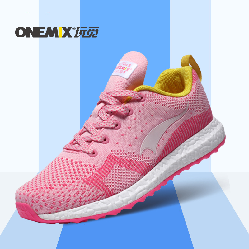 ФОТО ONEMIX Women sneakers 2016 athletic sport running women shoes Female trainers chaussure femme zapatillas free shipping