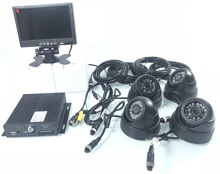 gravador de cartão SD ônibus kit de