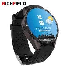 Купить с кэшбэком KW88 Bluetooth Smart watch GPS 3G Watch android 5.1 OS Smartwatch wifi SIM ROM 4G RAM 512MB Heart Rate fitness bracelet Tracker