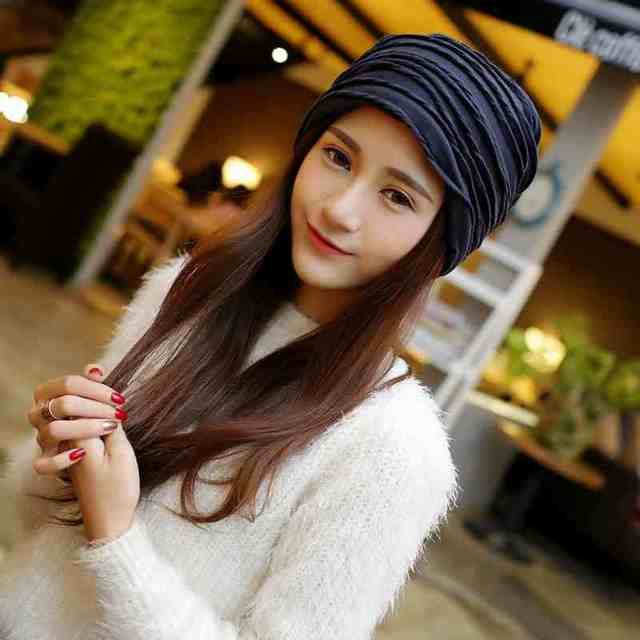 Slouchy beanies chemo headwear alopecia soft hat charcoal hipster beanie  warm winter accessories 497ae8c6df8