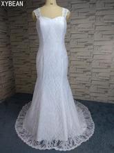 2017 Baru Kedatangan Renda Wanita Pernikahan & Putih / Gading Wedding Dresses