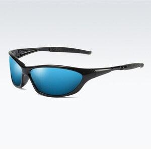 Image 2 - Мужские поляризационные солнцезащитные очки, уличные очки для вождения, рыбалки, с защитой UV400, 2020