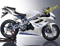 Лидер продаж, для Triumph Daytona 675 2009 2010 2011 2012 ABS Запчасти Daytona675 09 10 11 12 мотоцикл обтекатель Kit (впрыска литье)