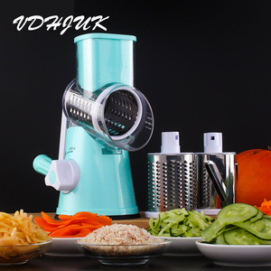 Image 2 - Cortadora espiral de verduras Manual multifuncional, cortador y rallador de verduras, utensilios de cocina