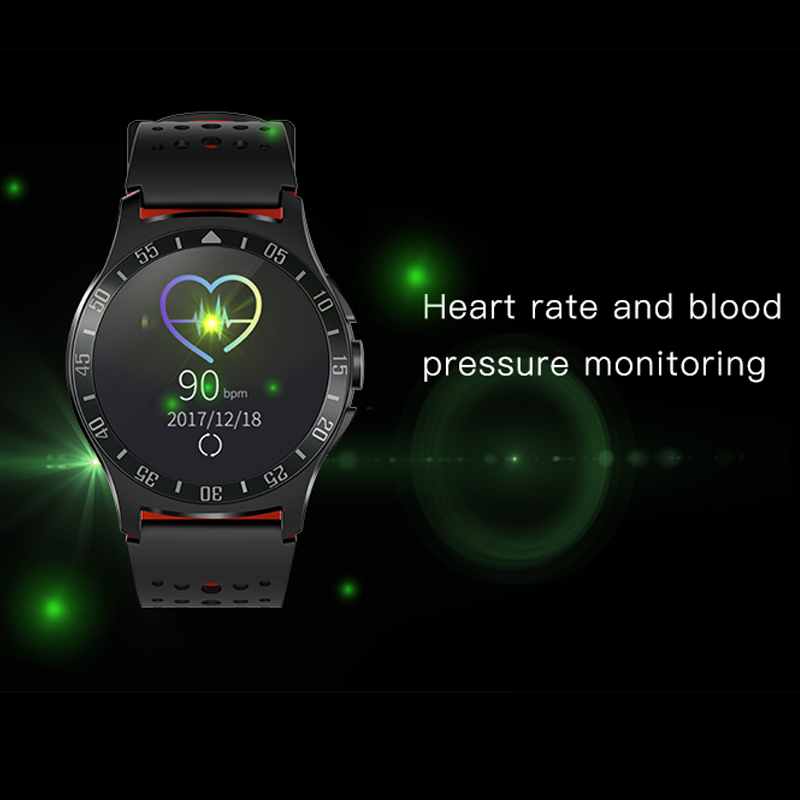 KESHUYOU KY009  Bluetooth smart watch men clock smartwatch android Heart Rate Tracker Passometer watch phone wearable devices-in Smart Watches from Consumer Electronics    2
