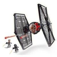 562 יחידות דגם Lepin כוחות מיוחדים 05005 ההזמנה הראשונה עניבה לוחם מלחמת הכוכבים אבן בניין צעצועי לבנים ילדים תואם מתנה 75101