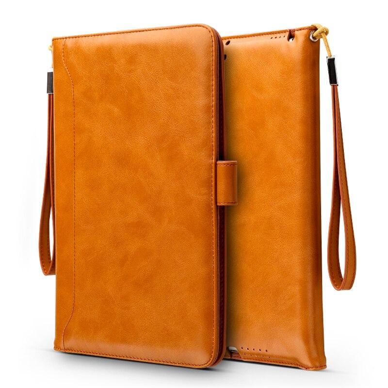 Case for iPad mini 4 Coque Luxury Business Series PU Leather Ultra Slim Full Corner Protective Case for iPad mini 4 Capa Para
