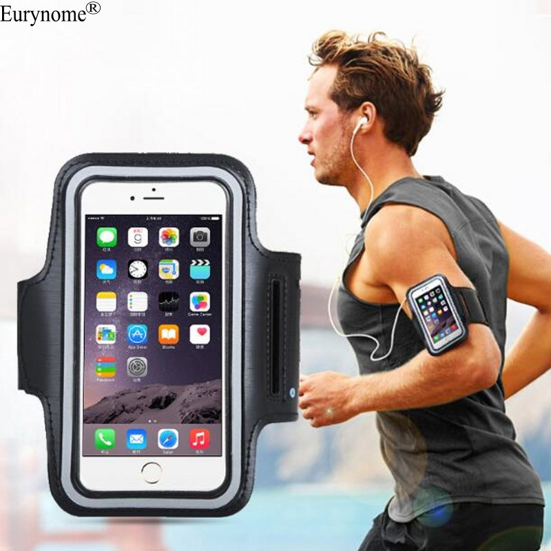In Workmanship Painstaking Sport Armband For Sony Xperia L2 L1 Z5 Z4 Z3 Case Soft Belt Travel Gym Waterproof Sports Running Armband Phone Case For Sony Bag Exquisite