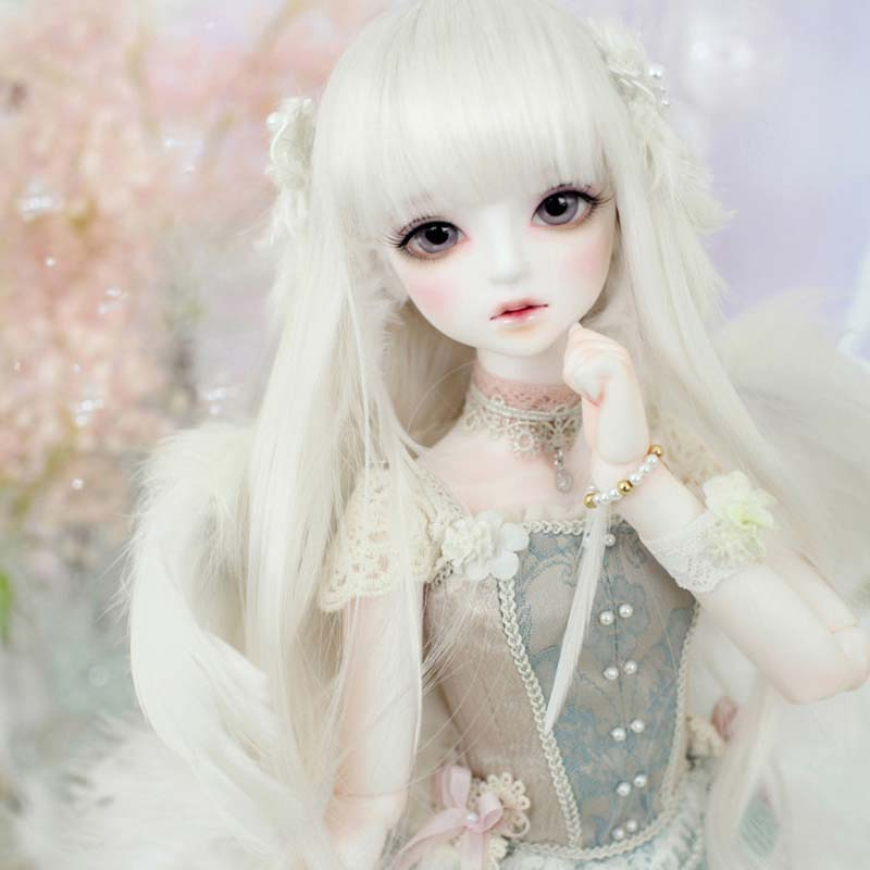 2019 New New Arrival 1/4 BJD Doll BJD / SD Lovely BEAUTIFUL Sophia Doll For Baby Girl Birthday Free Shipping