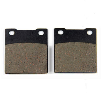 SOMMET Motorcycle Rear Brake Pads Disks 1 pair for Suzuki RF 900 R (96-98) RF900 R RF900R (RT/RV/RW) LT63 image