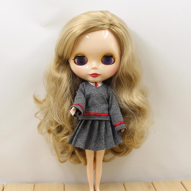 Neo Blythe Doll School Uniform