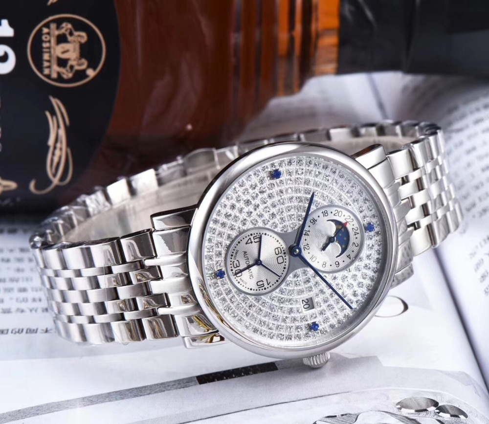 Mens Watches Top Brand Runway Luxury European Design Automatic Mechanical Watch  S0733Mens Watches Top Brand Runway Luxury European Design Automatic Mechanical Watch  S0733