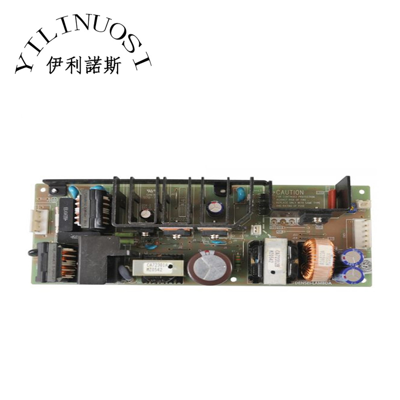 Original Roland SP-540V / VP-540 Power Board-12429114 printer parts roland vp 540 rs 640 vp 300 disk raster strip 360lpi 1000002162