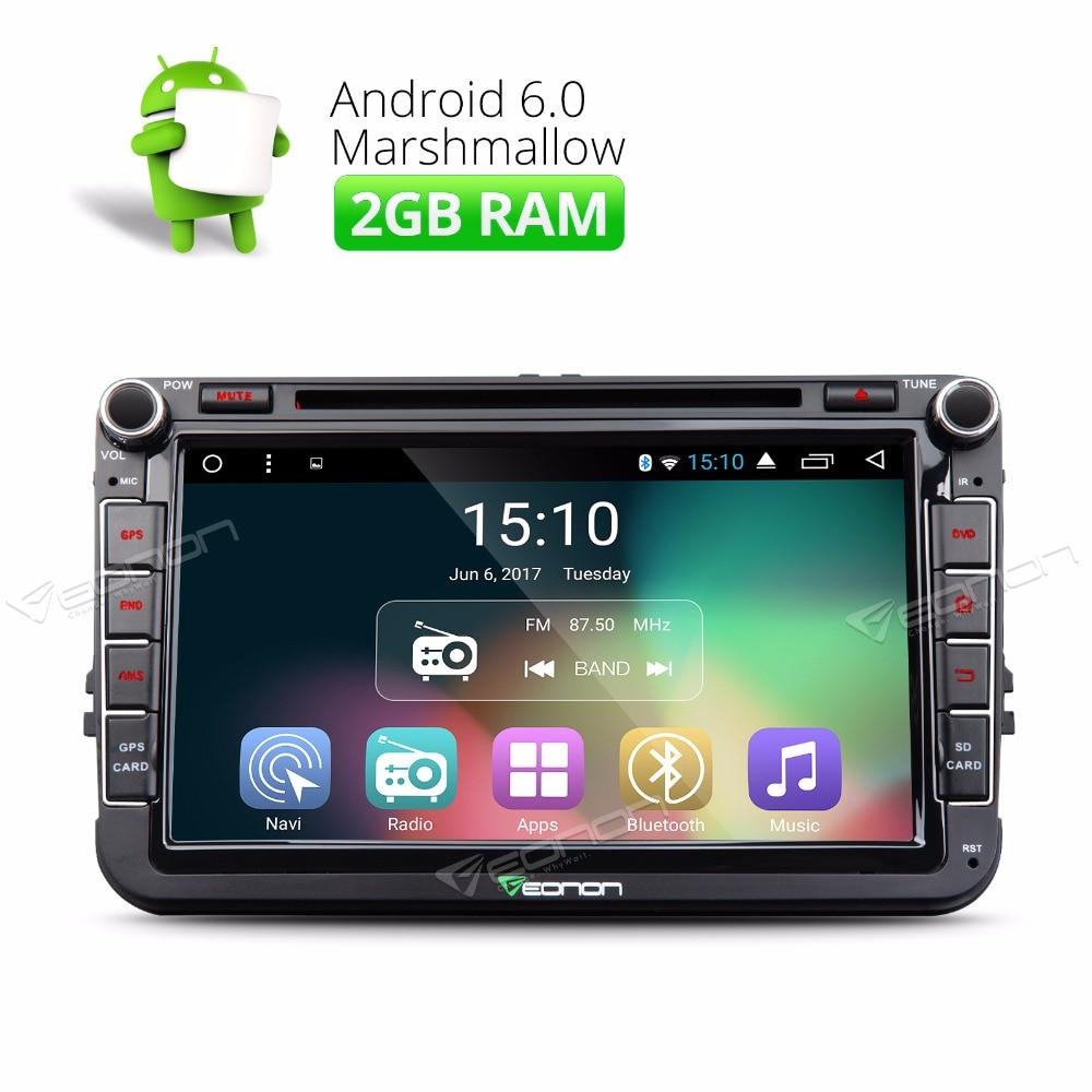 8 Quad Core 2GB RAM Android 6.0 OS Special Car DVD for Seat Altea 2004-2013 & Seat Leon 2004-2012 & Seat Toledo 2012-2013