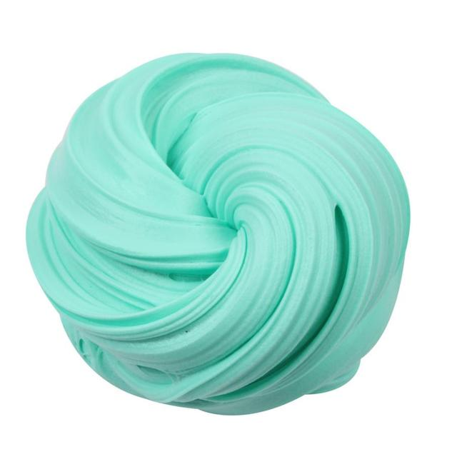 Beautiful Color Cloud Slime Squishy